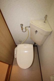 新品ウォシュレットトイレ
