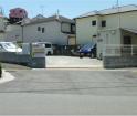 神戸市垂水区王居殿3丁目の駐車場の画像