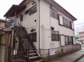 三郷市早稲田1丁目のアパートの画像