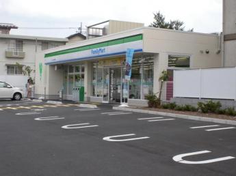 ファミリーマートさいたま太田窪店まで335m