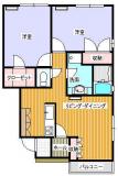 和光市新倉1丁目のアパートの画像