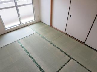 日当たりの良い和室です!