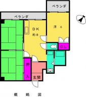 神戸市北区鈴蘭台南町1丁目のマンションの画像