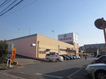 エコスTAIRAYA春日部中央店まで271m