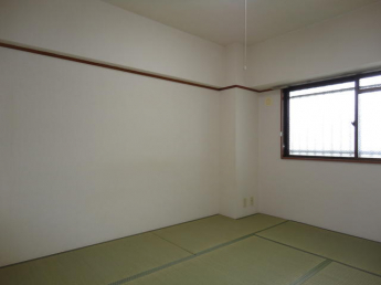 北側和室6畳