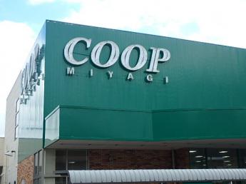 COOP MIYAGI柏木店(スーパー)まで360m
