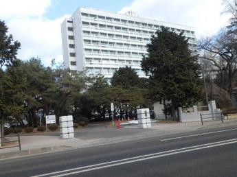 東北大学病院まで1930m