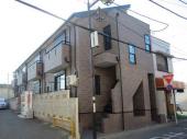 所沢市松葉町のアパートの画像