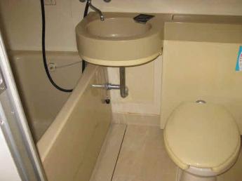 バス・トイレ一体型