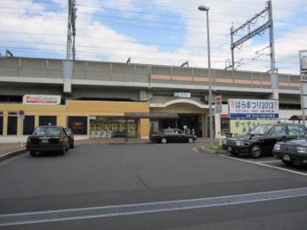 埼京線 与野本町駅 & 駅ビル ビーンズ与野本町店まで520m
