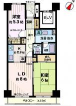さいたま市北区盆栽町のマンションの画像