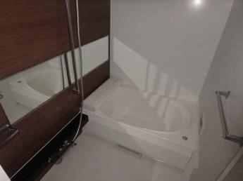 追炊き給湯 浴室乾燥機付き