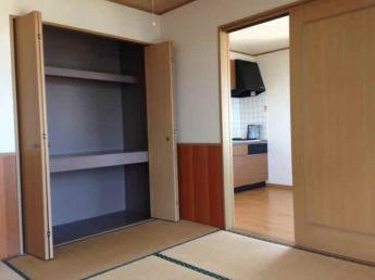★和室は7..5畳と広々としています★