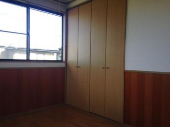 ★洋室は収納スペースが2箇所になります★