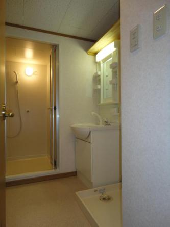 洗濯機置場/洗面所/浴室