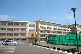 岩手県立一関第一高校まで1618m