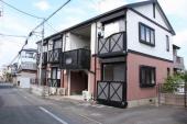 熊谷市中西3丁目のアパートの画像