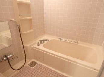 給湯式のお風呂です(参考写真)