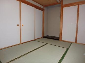 6帖の和室です(参考写真)