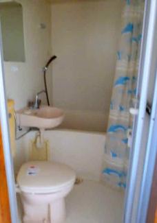 3点ユニットバス 浴槽・トイレ・洗面ボール付
