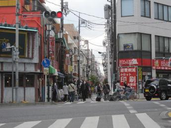 北浦和西口 商店街まで480m