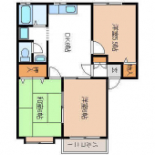 仙台市太白区大谷地のアパートの画像