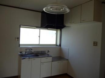キッチンを新しく交換しました。