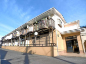 越谷市蒲生旭町のアパートの画像