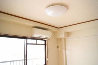 エアコン・照明器具付