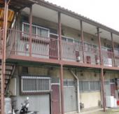 草加市八幡町のアパートの画像