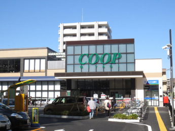 COOP MIYAGI錦町店まで292m