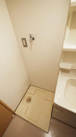 室内洗濯機置場完備★