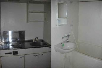 キッチン/浴室