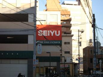 西友五橋店まで490m