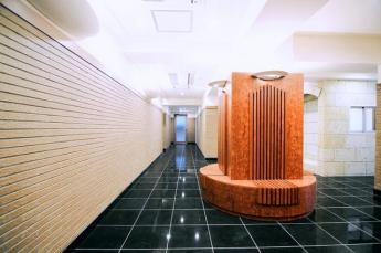 高級感のある ホテルの様な 1階ロビー