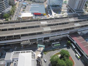 JR武蔵浦和駅 駅前ショッピング施設多数まで970m