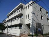 越谷市蒲生寿町のアパートの画像