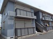 春日部市下蛭田のアパートの画像