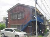 川口市元郷2丁目のアパートの画像