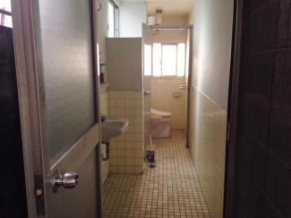 洗面トイレ等 設備保証なし