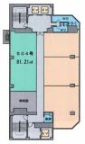 神戸市兵庫区大開通1丁目の事務所の画像