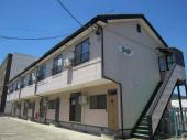石巻市渡波字黄金浜のアパートの画像