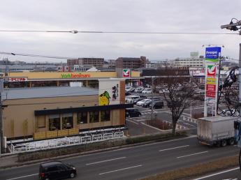 ヴィーフジサキ六丁の目店まで471m