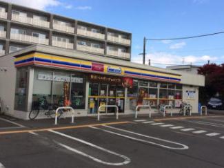 ミニストップ仙台高松2丁目店まで600m