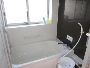 男女別の浴室