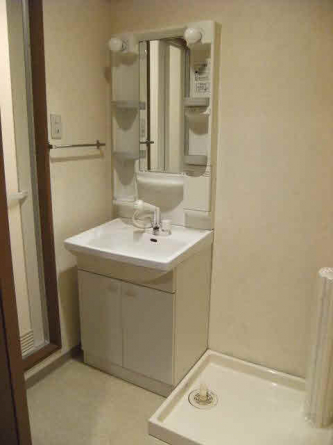 浴室/洗面/洗濯機置場