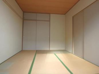 6帖の和室です。※和室から洋室への変更になります