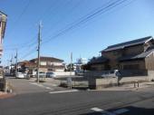 明石市明南町1丁目の駐車場の画像