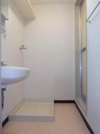 洗面/洗濯機置場/浴室