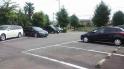 所沢市大字北秋津の駐車場の画像